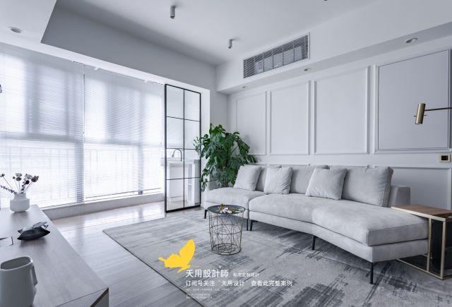 【案例】两房改三房,还要兼顾实用与颜值在线?黄埔花园意式简约风